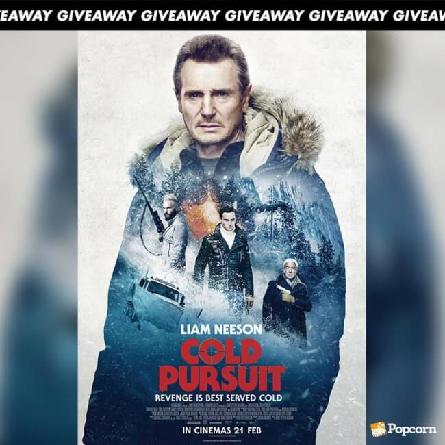 Win Premiere Tickets To Action Thriller 'Cold Pursuit' Starring Liam Neeson