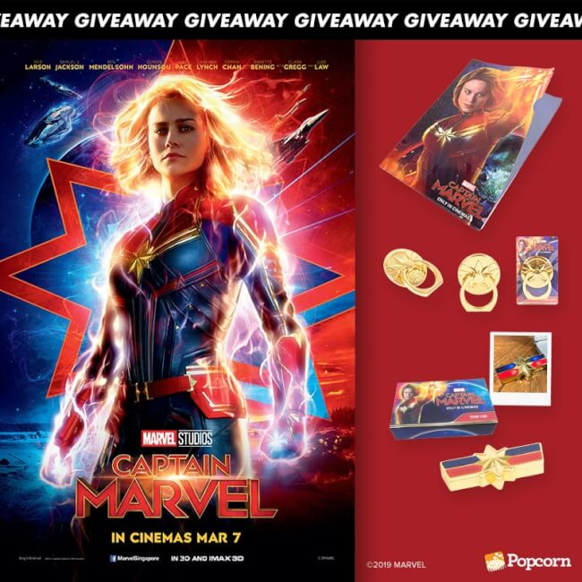 Win Limited Edition Movie Merchandise From