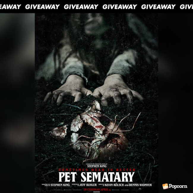 Win Preview Tickets To Horror Thriller 'Pet Sematary'