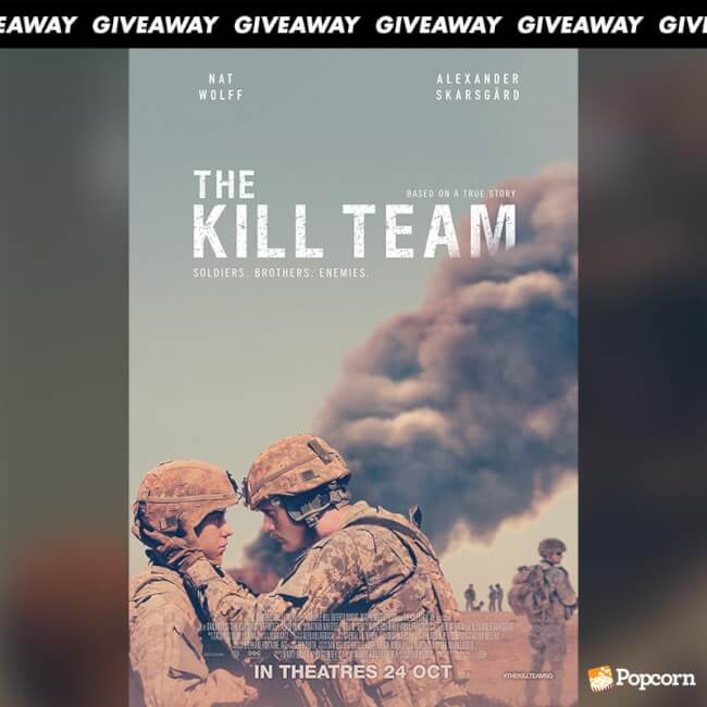 Win Preview Tickets To Action Thriller 'The Kill Team'