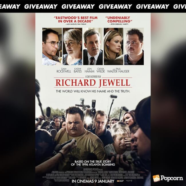 Win Preview Tickets To Drama 'Richard Jewell'