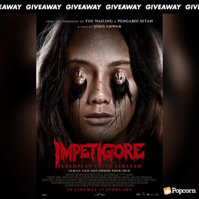 Win Preview Tickets To Indonesian Horror Movie 'Impetigore'