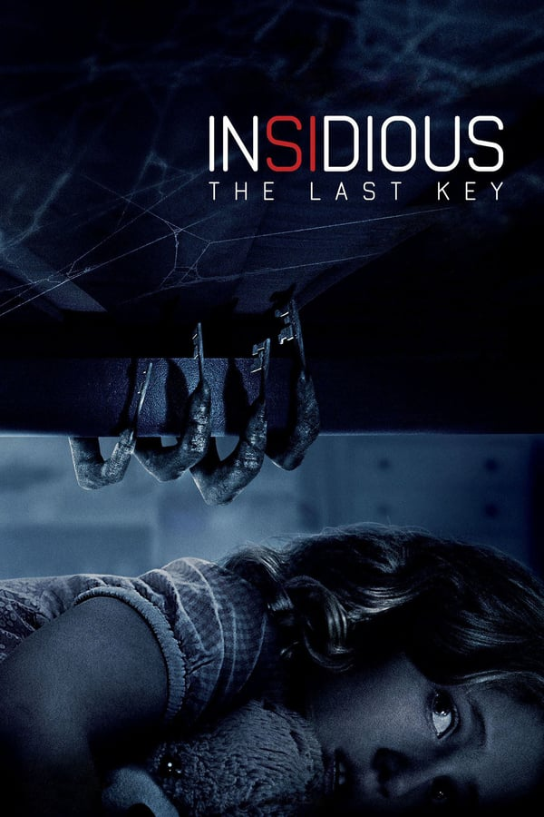 Insidious: The Last Key Movie Poster