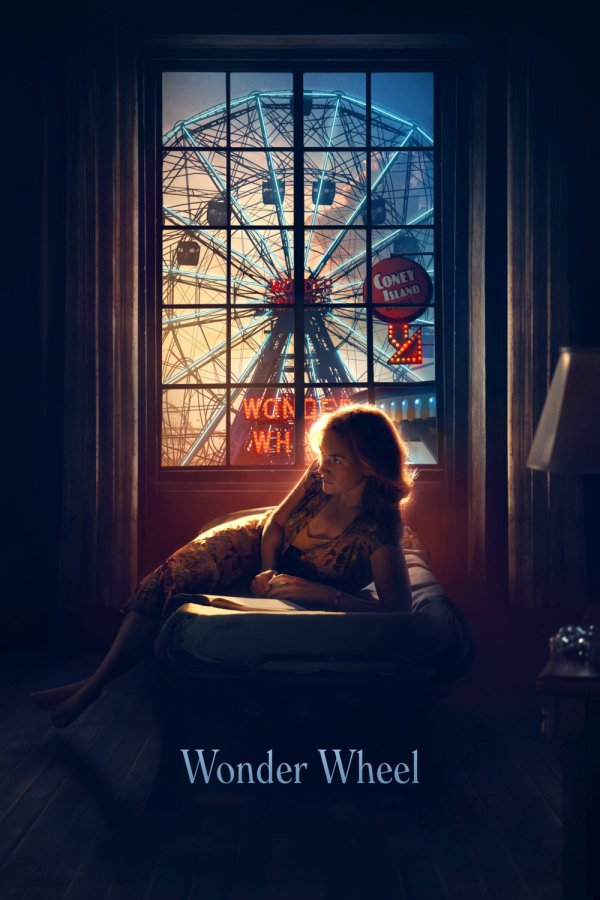 WONDER WHEEL Movie Poster