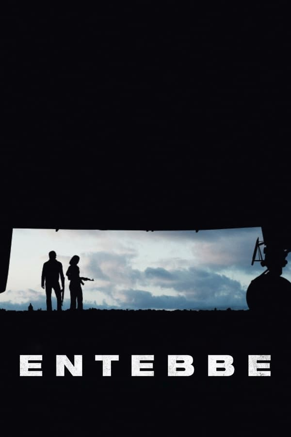 7 Days In Entebbe Movie Poster