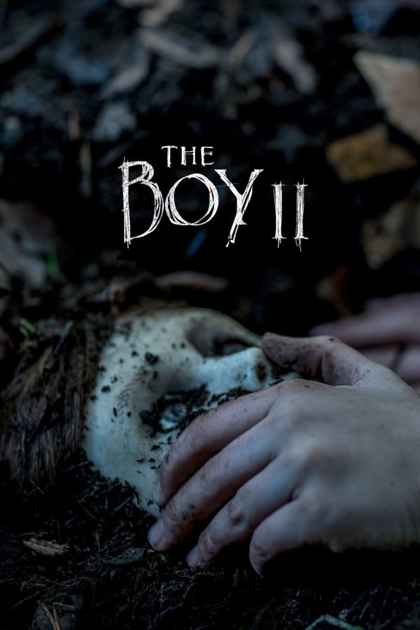 Brahms: The Boy II Movie Poster