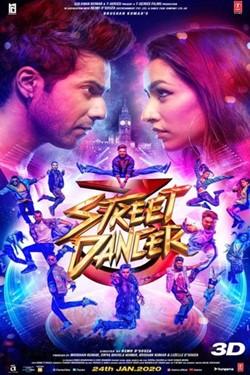 Street Dancer 3D Movie Poster