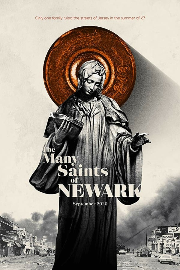 The Many Saints Of Newark Movie Poster
