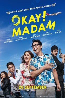 Okay! Madam Movie Poster