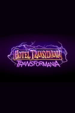 Hotel Transylvania: Transformania Movie Poster