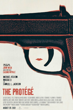 The Protege Movie Poster