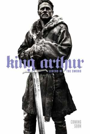 King Arthur: Legend Of The Sword Movie Poster