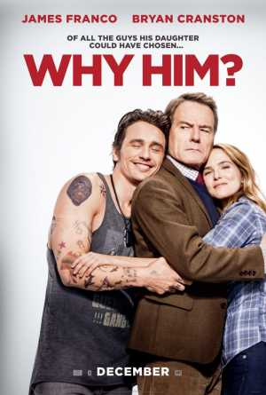 Why Him? Movie Poster