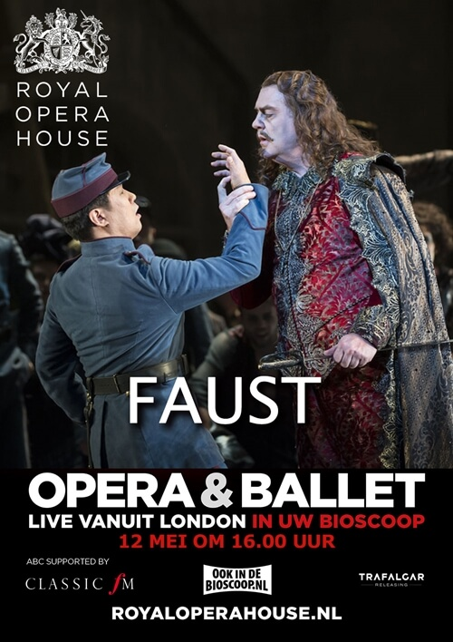 Royal Opera House: Faust  Movie Poster