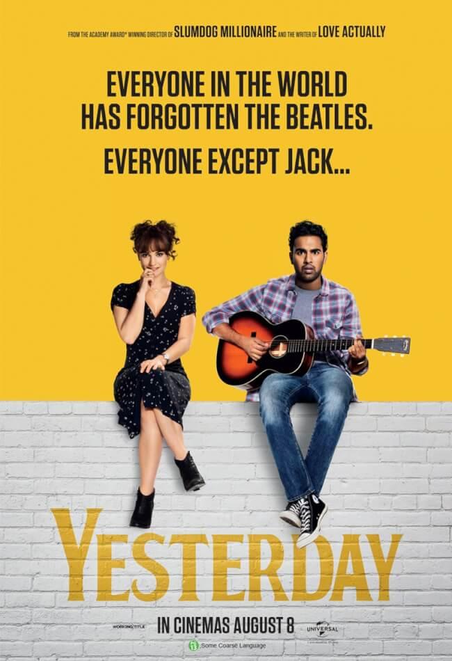 Yesterday Movie Poster