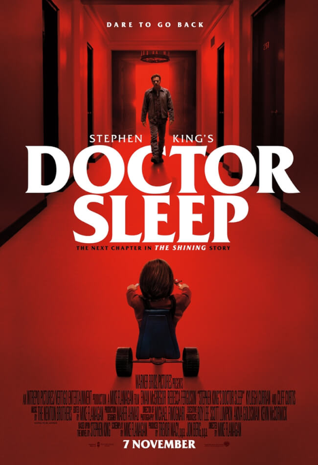 Stephen King's Doctor Sleep Movie Poster