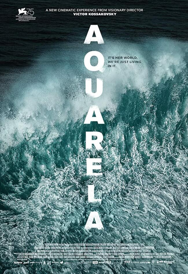 Aquarela Movie Poster