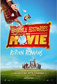 Horrible Histories: The Movie Movie Poster