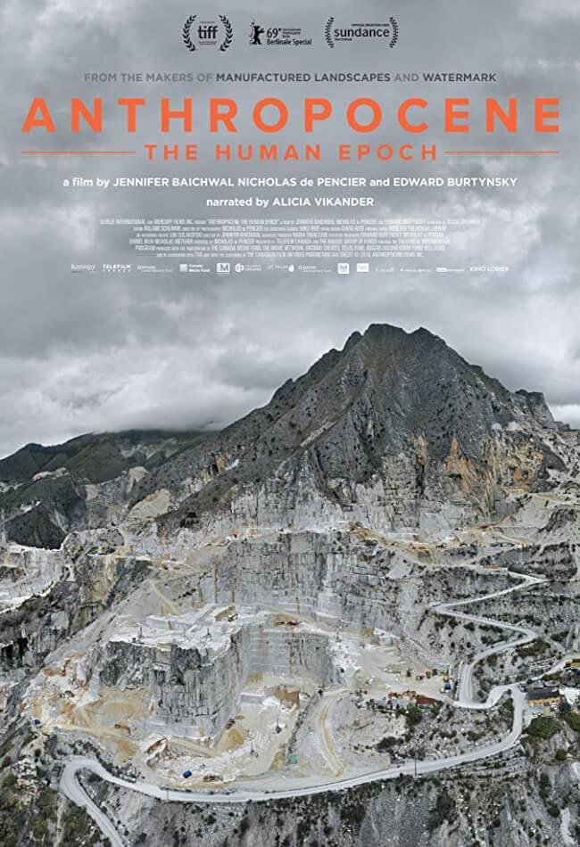 Anthropocene: The Human Epoch Movie Poster