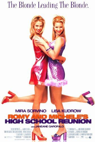 Romy And Michele's High School Reunion Movie Poster