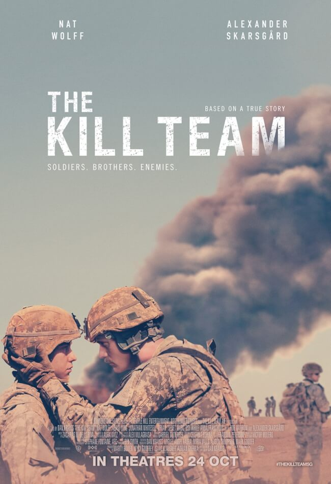 The Kill Team Movie Poster