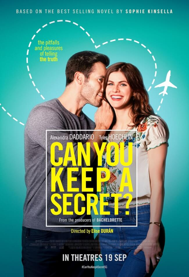 Can You Keep A Secret Movie Poster