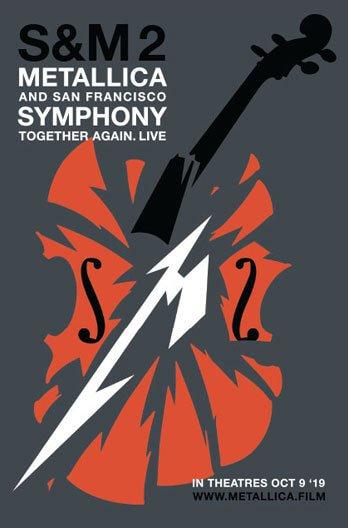 Metallica & San Francisco Symphony: S&M2; Movie Poster