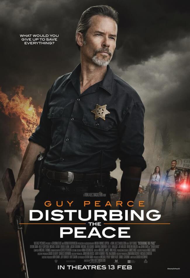 Disturbing The Peace Movie Poster