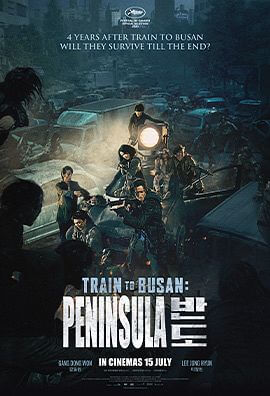 Train To Busan: Peninsula Movie Poster