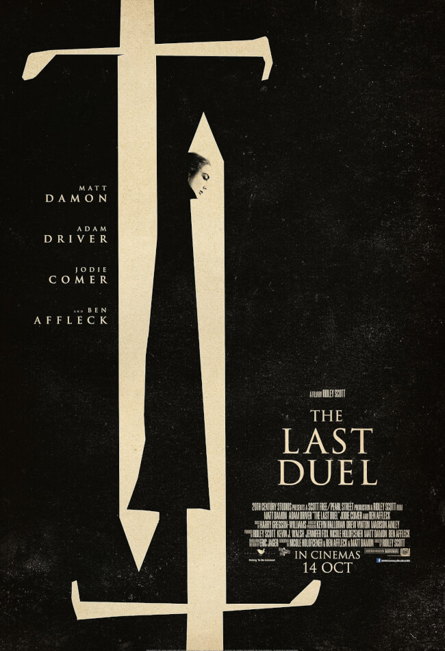 The Last Duel Movie Poster
