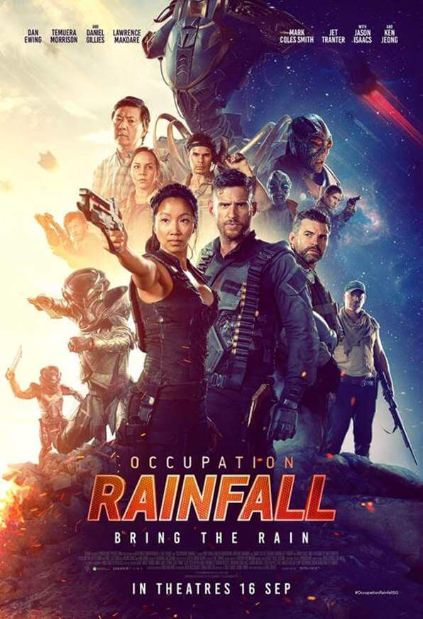 Occupation: Rainfall Movie Poster