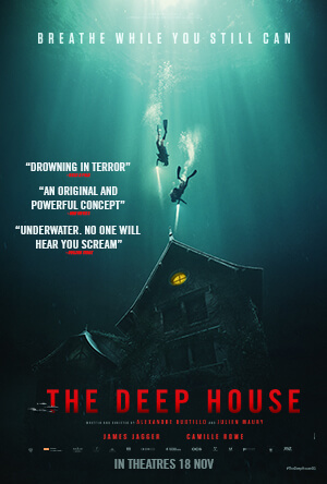 The Deep House Movie Poster