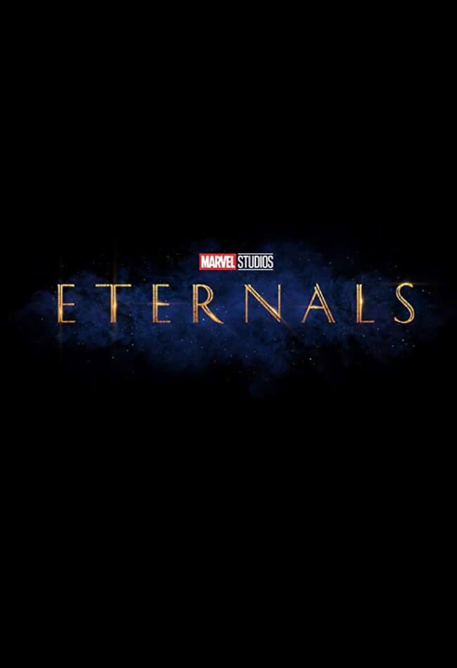 Eternals Movie Poster