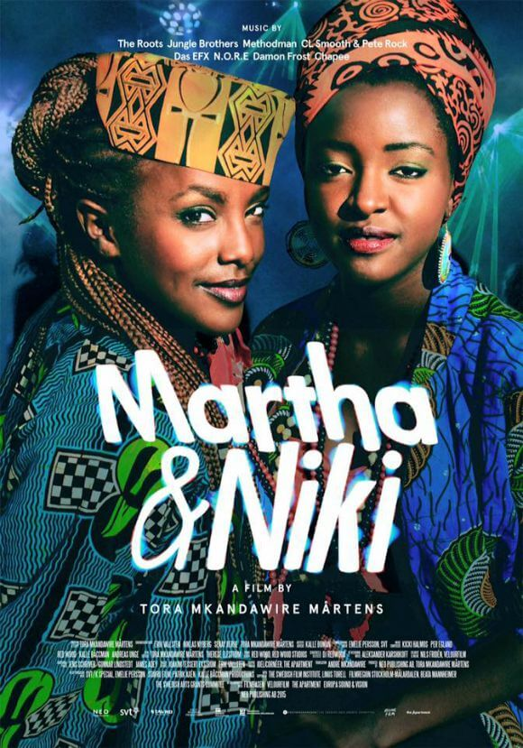Martha & Niki Movie Poster
