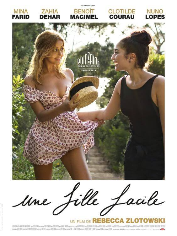 An Easy Girl Movie Poster