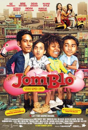 Jomblo ngenes Movie Poster