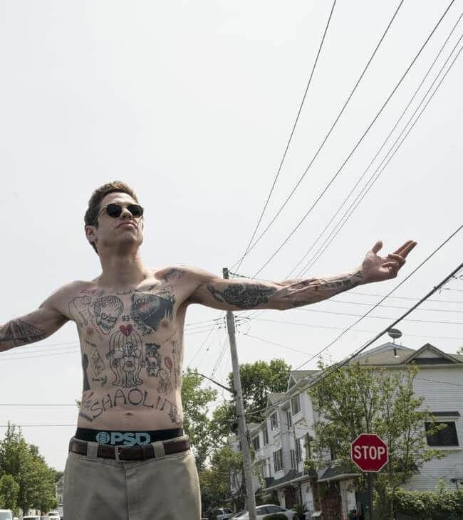 King Of Staten Island Movie Poster
