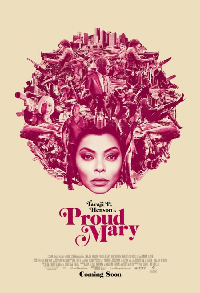 qProud Mary Movie Poster