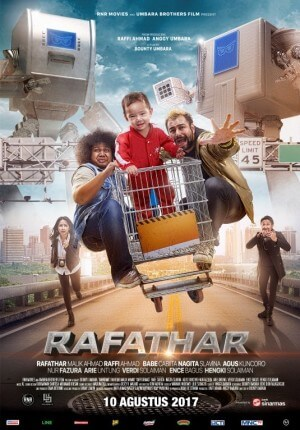 Rafathar Movie Poster