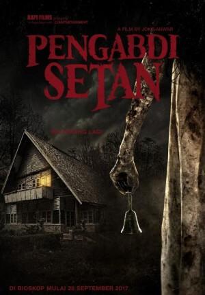 Pengabdi setan Movie Poster
