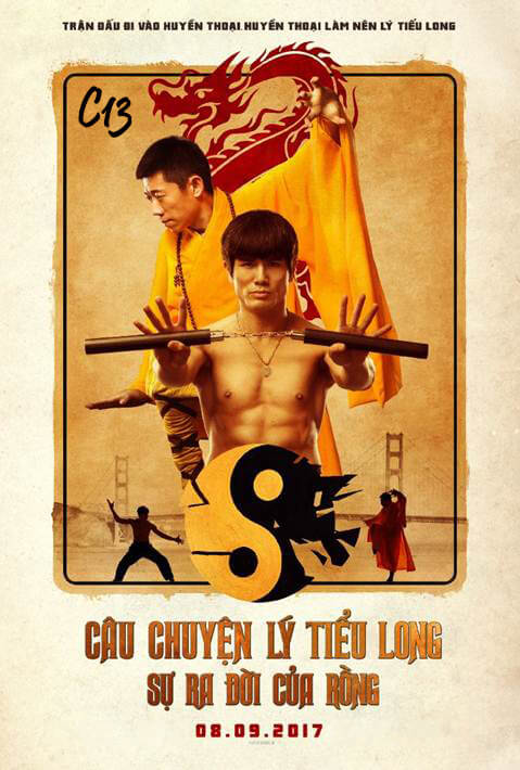 BIRTH OF BRUCE LEE Movie Poster