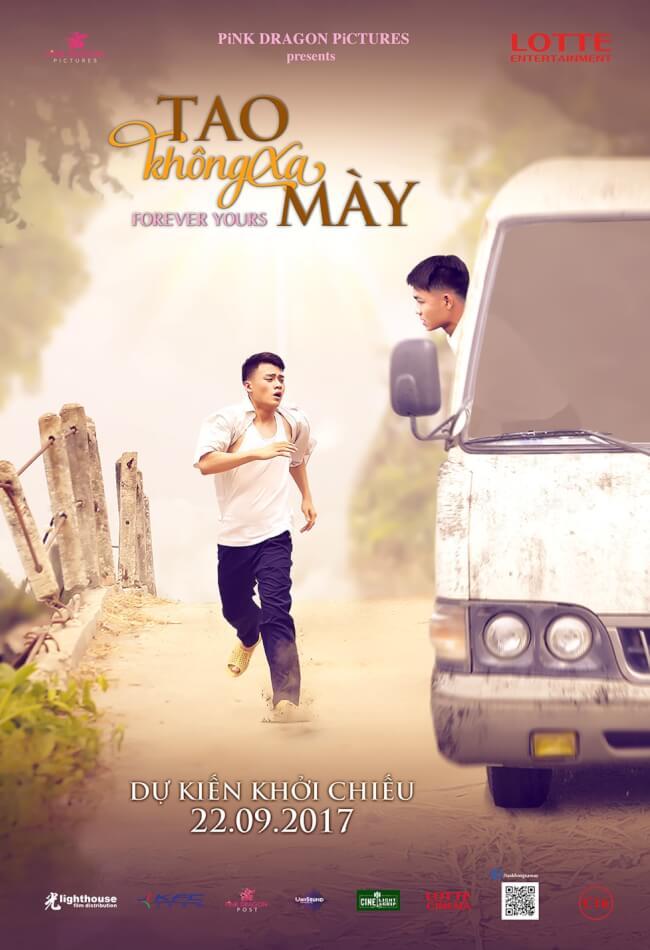 TAO KHÔNG XA MÀY Movie Poster