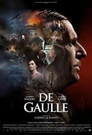 De Gaulle Movie Poster
