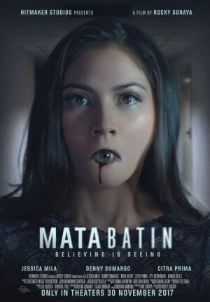Mata batin Movie Poster