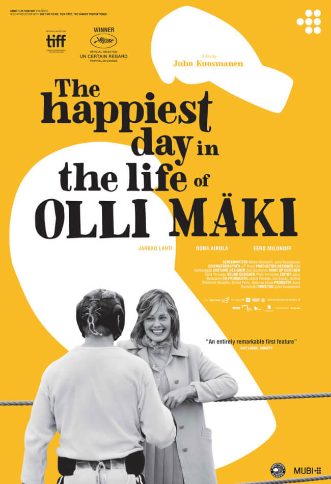 The Happiest Day In The Life Of Olli Maki Movie Poster