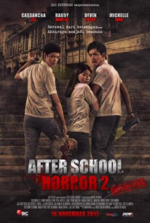 After school horror 2 Movie Poster