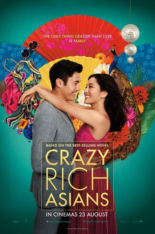 Top Ten Reasons to watch Crazy Rich Asians