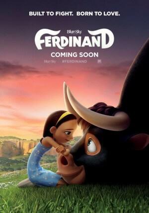 Ferdinand Movie Poster