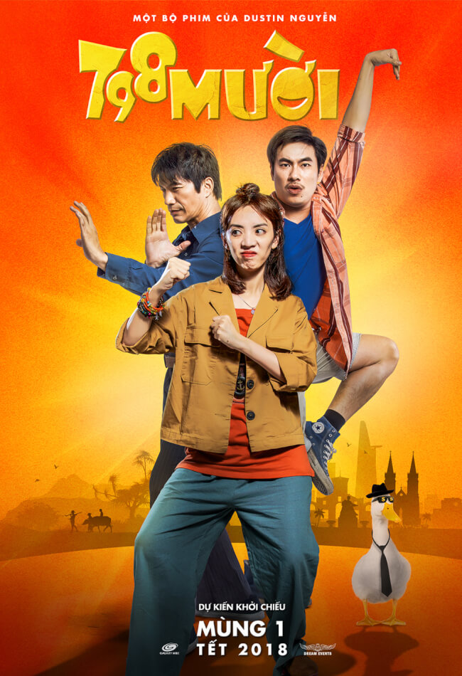 789MƯỜI Movie Poster