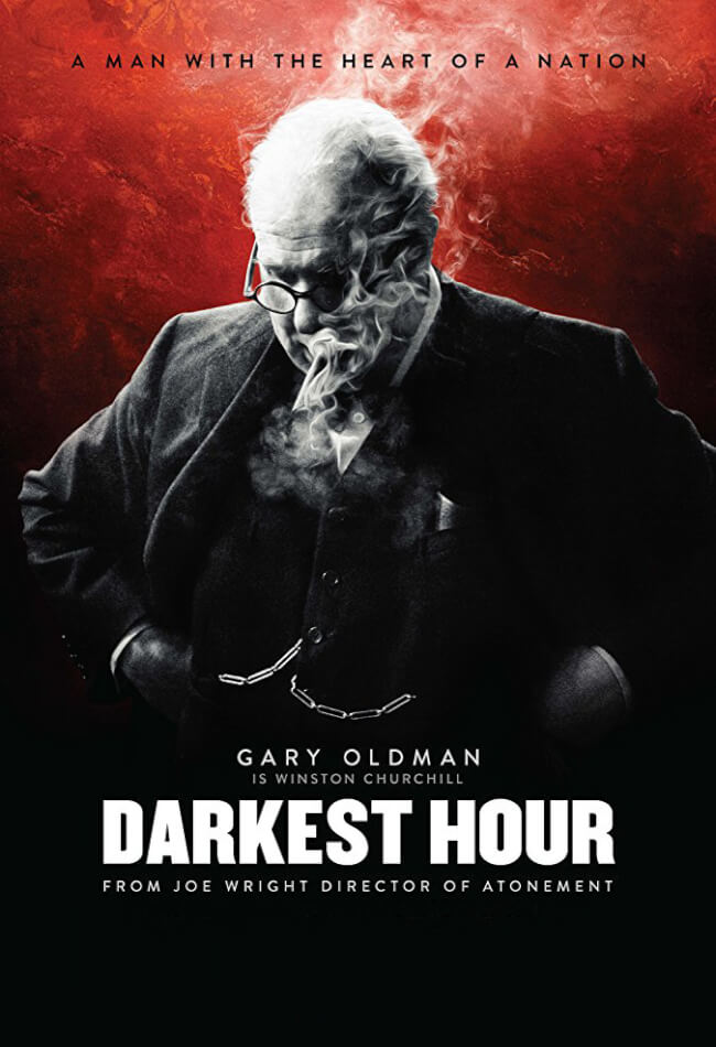 DARKEST HOUR Movie Poster